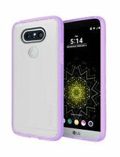 Incipio® Transparent Impact-Absorbing Case for LG G5 |Genuine Brand|Clear/Purple