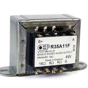GUITAR Amplifier Output transformer: 4W Single Ended - EL34 6V6 (OEP R35A11F)