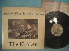 """Andrew King & Brown Sierra, The Kraken, DIAS 016, 2010, 12"""" 45 RPM EP # Ltd. Ed."""