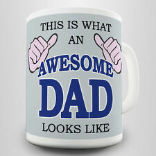 Awesome Dad Gift Mug - Let him know who's best!