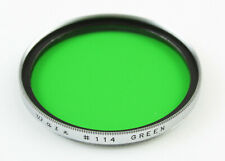 198374 Walz 42mm Threaded 11 Green Filter for B&W Photography