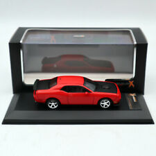Premium X 1:43 DODGE CHALLENGER SRT10 2009 Red PR0032 Limited Edition Collection