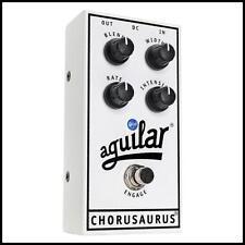 Aguilar Chorusaurus Bass Guitar Chorus Effects Pedal Analog Stompbox New
