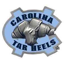 "North Carolina Tar Heels Trailer Hitch Cover Fits Standard 2"" Receiver Class III"