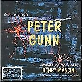 The Music From Peter Gunn, Henry Mancini, Audio CD, New, FREE & FAST Delivery