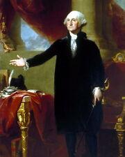New 8x10 Photo: 1st President of the United States George Washington