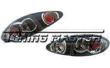 Par set Faros luces tuning lexus traseros 3D Alfa Romeo 147 2001 >2005 Negros
