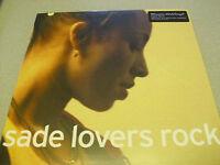 Sade - Lovers Rock - 180g audiophile  LP Vinyl ///// Neu
