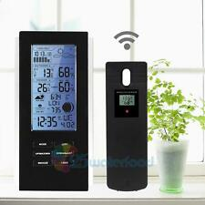 Digital LED Indoor/Outdoor Wireless Weather Station&Sensor Temperature Humidity