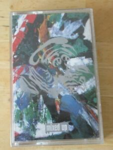 The Cure cassette Mixed Up, 6 /6 tracks