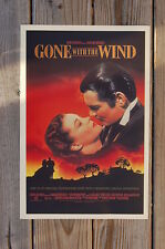 Gone With The Wind Lobby Card Poster #1