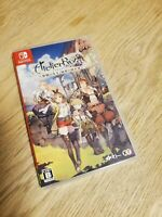 Nintendo Switch Atelier Ryza Ever Darkness & the Secret Hideout Game Soft Anime