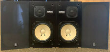 Yamaha NS-10M Studio Monitor, Left And Right,VGC,Work Perfectly,#212142 L/R (G)