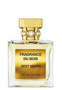 Fragrance Du Bois Zest Marin Eau de Parfum 50ml EDP New Without Box