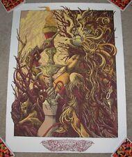 ANDREW AR GHRIST art poster print BANDAR LOG silkscreen jungle book galerie f