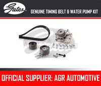 GATES TIMING BELT AND WATER PUMP KIT FOR VOLVO XC60 D5 AWD 185 BHP 2008-