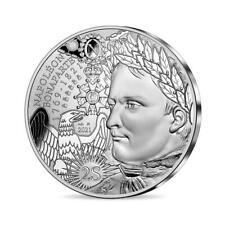 FRANCE 100 Euro Argent Bicentenaire Disparition Napoléon 1er 2021