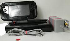 Nintendo Wii U 32gb negro | consola | wii u | usado +3 juegos