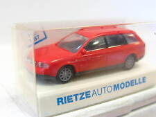 Rietze 10930 Audi A6 Avant Kombi OVP (N5393)