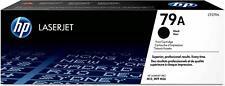 HP 79A CF279A Laserjet Black Ink Toner - New - Genuine OEM Factory Sealed
