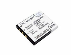 REPLACEMENT BATTERY FOR BATTERIES AND LIGHT BULBS CAM10442 3.70V