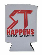 Shania Twain ST Happens Beverage Can Cooler New Official Beer Soda