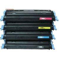 HP Color Laserjet 1600 2600 2600N 2605 2605DTN 2605DN TONER CARTRIDGE SET BCYM