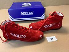 Paar Rennstiefel Rot Größe 43 (EU) von SPARCO