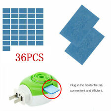 36pcs Mosquito Repellent Tablets Insect Killer Anti Pest No Toxic Mat Set DE