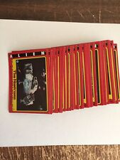1979 ALIEN  CARD SET COMPLETE WITH 84 CARDS No Stickers EX-MT