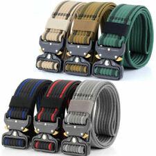 Military/Webbed Belt Sports Belts for Men