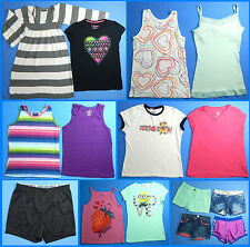 15 Piece Lot of Nice Clean Girls Size 14 Spring Summer Everyday Clothes ss255