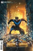 Nightwing #77 Variant Comic Book 2020 - DC