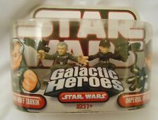 Star Wars Galactic Heroes Grand Moff Tarkin & Imperial Officer
