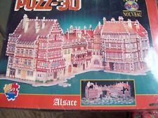 Wrebbit Puzzle 3D 1995 ALSACE 959 Pieces SEALED