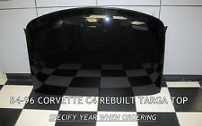 1984 - 1996 Chevrolet Corvette C4 Rebuilt Removable Targa Roof Panel