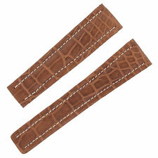Breitling Leather Strap Watch Straps