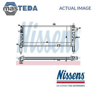 NISSENS ENGINE COOLING RADIATOR 63287 I NEW OE REPLACEMENT