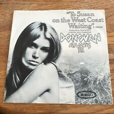 Donovan Atlantis To Susan On The West Coast Waiting Epic 10434 W/PS! 45rpm