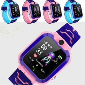 UK Children Activity Tracker Smart Watch Kids Pedometer For Fit Bit Style Gift