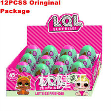 12PCS SERIES 2 LOL Surprise DOLL 3.8CM  Ball L.O.L Collectible Outrageous TOY