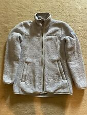 Girls The North Face Gray Jacket size 10/12