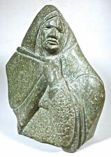 MARÍA Stone Sculpture by Rod Rogers