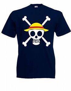 Herren T-Shirt One Piece bis 5XL