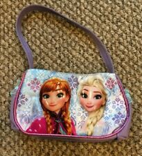 FROZEN PURSE POCKETBOOK BAG WALLET DISNEY PRINCESS ANNA ELSA GIRLS PRESENT TOY