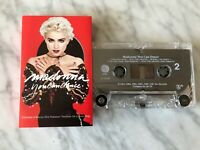 Madonna You Can Dance CASSETTE Tape Original 1987 SIRE W4-25535 RARE! HOLIDAY