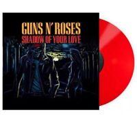 "GUNS N' ROSES - Shadow Of Your Love - Red Vinyl 7"" - RSD / Black Friday 2018"