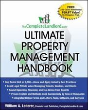 The Completelandlord.com Ultimate Property Management Handbook by William A....