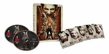 31 A Rob Zombie Film Limited and numbered 2 Disc Bluray Steelbook Uncut New !!!!