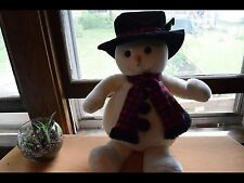 Snowden the Snowman Holidays Series - 1997 First Edition Stocking Stuffer!
